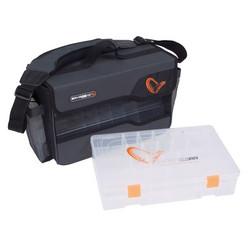 Savage Gear vieherasialaukku, 4 rasiaa