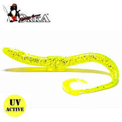 Twisting Worms 20cm 5-pack färg:FY