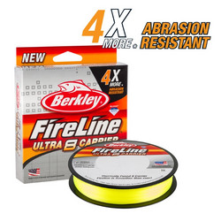 Berkley Fireline Ultra 8 Flame Green 150m