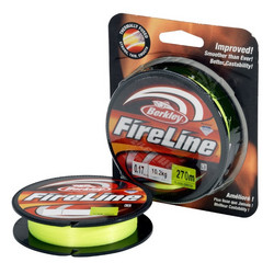 Berkley FireLine Flame Green 110 m