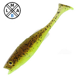 Green Pumpkin Chartreuse 14cm 3-pack
