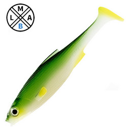 Green Shiner 14cm 3-pack