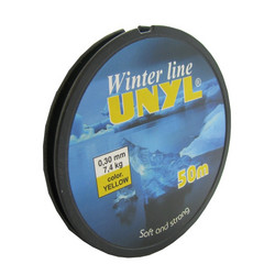 Unyl Winter Line 50m Yellow