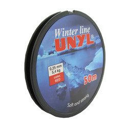 Unyl Winter Line 50m Red