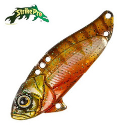 Strike Pro Astro Vibe UV 6,5cm väri: Hot Perch #TW001E