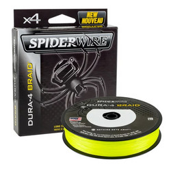 SpiderWire Dura-4 150m Yellow