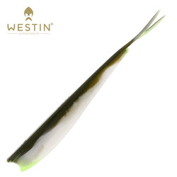 Bass Green 20cm 4-pack