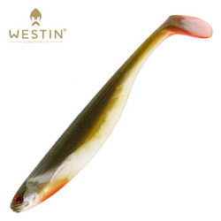 Bass Orange 14cm 2-pack