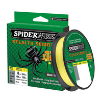Spiderwire Stealth Smooth 12 Hi-Vis Yellow 150m