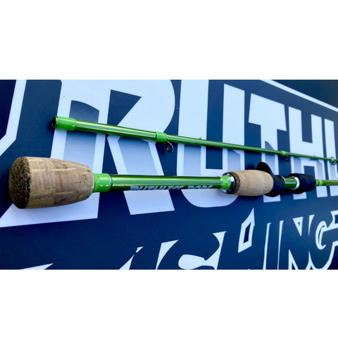 "Ruthless Rods Micro 6'8""/203cm 3-11g"
