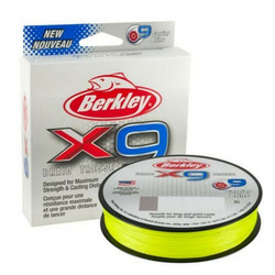 Berkley X9 Flame Green 150m