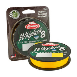 Berkley Whiplash 8 Yellow 150m