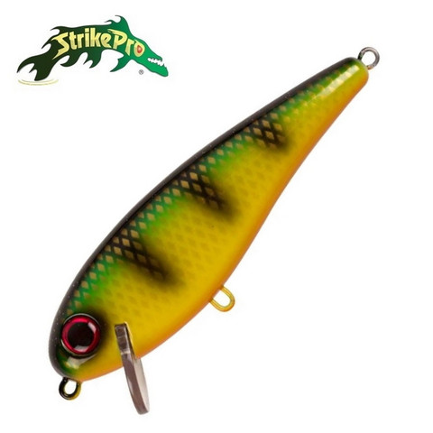 JV003/Orange Belly Perch 15cm 82g