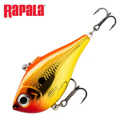 Chrome Gold Fluorescent Red (CGFR) 6cm 14g