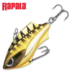 Gold Chrome Tiger (GCHT) 6cm 14g