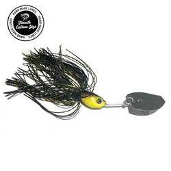 Fincustomjigs VIB Blade Fire