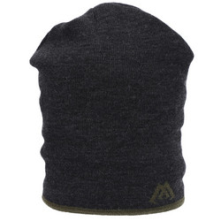 Mikado Beanie Grey And Green