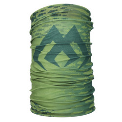 Mikado Neck Warmer Green