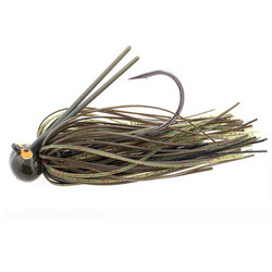 CrossEyeZ Football Jigs -Smoked It 14g #5/0 1kpl