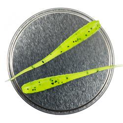 Annelida 77mm 5-pack färg: Chartreuse UV