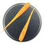 Annelida 77mm 5kpl väri: Oranssi UV