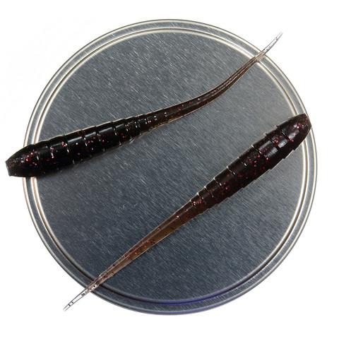 Annelida 77mm 5kpl väri: Kaaosmusta