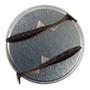 Osmerus 68mm 5kpl väri: Kaaosmusta