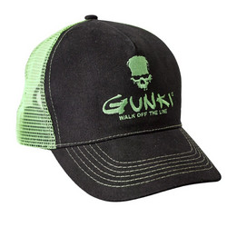 Gunki Trucker Hat Black