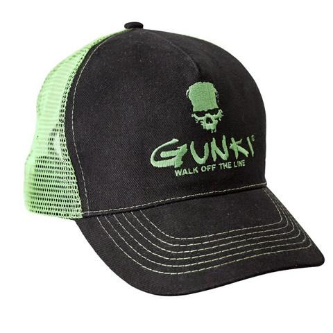 Gunki Trucker Hat Black