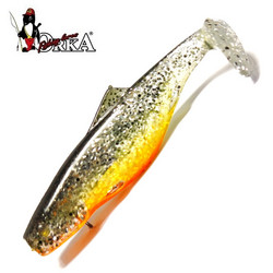 Orka Shad 7cm väri:SFBO 5kpl