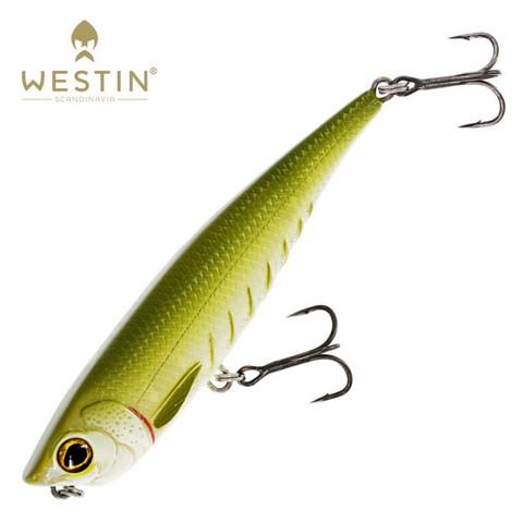 Green Minnow 10cm 15g