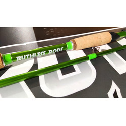 """Ruthless Rods Pike 7'6""""/228cm 20-80g Spin"""