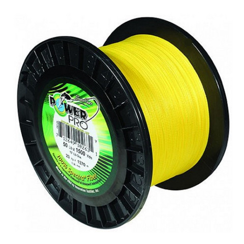 Power Pro 1370m Hi-Vis Yellow