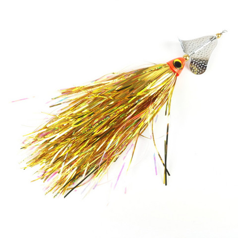 Spintube Turbo XL 55g oranssi kulta