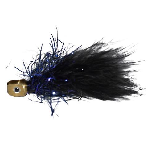 SpinTube Leech 10g kulta/musta