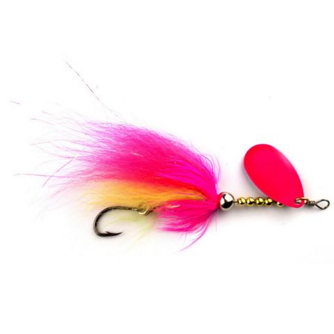 SpinTube Spinner 8 g kelt.pinkkiki