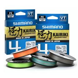 Shimano Kairiki 4 Multicolor 150m