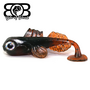 Motor Oil Black Flake 7,5cm 5kpl