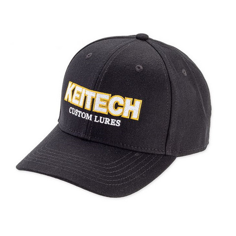 Keitech Cap Black