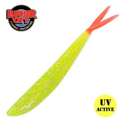 #179 Chartreuse Flake FT 4