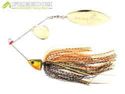 12g FREEDOM Spinnerbait CW Blades - Perch