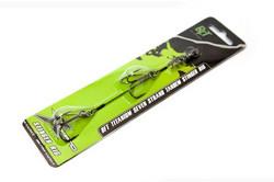 BFT Shallow Stinger - Titanium