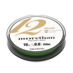 Daiwa Morethan 12 Braid Chartreuse 135 m