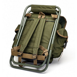 Daiwa Wilderness Game Rucksack Stool