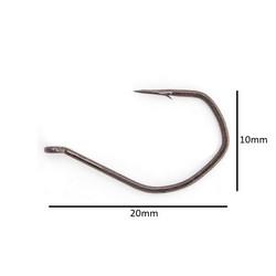 VMC Drop Shot Hooks Spark Point Koukku #2 5kpl
