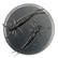 Arthropod 65mm 6kpl väri: Musta