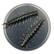 Hellgram 63mm 5kpl väri: Musta