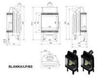 Blanka (Lasi x 3)
